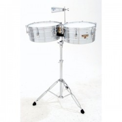 "TIMBALES MATADOR LP 14"" 15"" CHROME 5550069002"