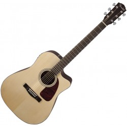 GUITARRA ACUSTICA FENDER CD140SCE NAT