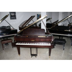 PIANO COLA SCHIMMEL NOGAL SATINADO  USADO