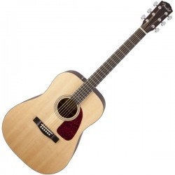 GUITARRA ACUSTICA FENDER CD140S NATURAL SATINADA