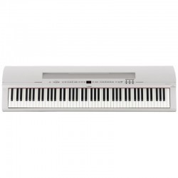 PIANO DIGITAL YAMAHA P255WH