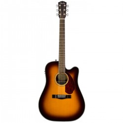 GUITARRA ACUSTICA FENDER CD140SCE SB WC