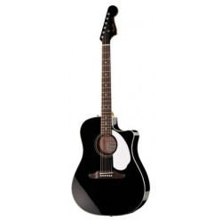 GUITARRA ACUSTICA FENDER SONORAN SCE BLACK
