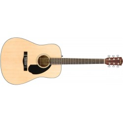 GUITARRA ACUSTICA FENDER CD60SNAT