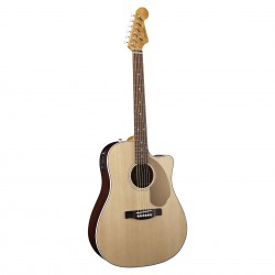 GUITARRA ACUSTICA FENDER SONORAN SCE NATURAL