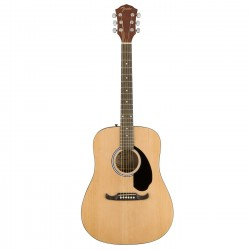 GUITARRA ACUSTICA FENDER FA125 NATURAL