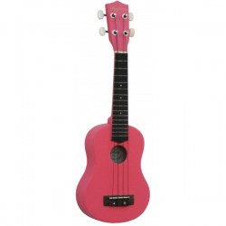 Ukelele Soprano DAYTONA Rosa UK211RS