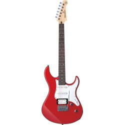 GUITARRA ELECTRICA YAMAHA PACIFICA GPA112VRR Raspberry Red RBR