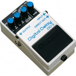 PEDAL BOSS DD3 DIGITAL  DELEY
