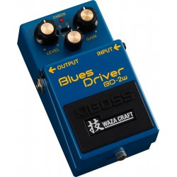PEDAL BOSS BLUES DRIVER WAZA CRAFT BD2W