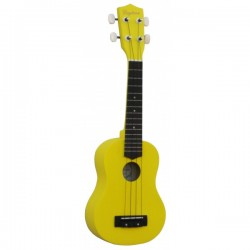 Ukelele Soprano DAYTONA Blanco UK211AM