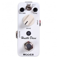 PEDAL MOOER DISTORSION HUSTLE DRIVE