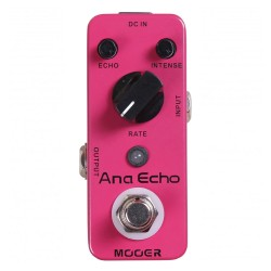 PEDAL MOOER ANAECHO ANALOG DELAY