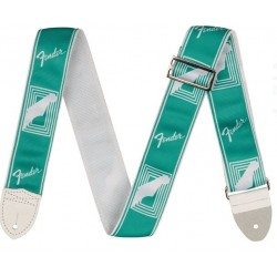 STRAP FENDER CUSTOM MONO SEA FOAM GREEN