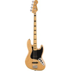 BAJO SQ CV 70s FENDER JAZZ BASS MN NAT
