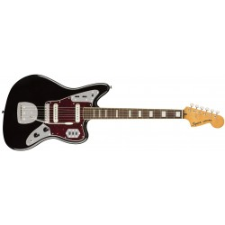 GUITARRA ELECTRICA SQUIER JAGUAR 70s BLK