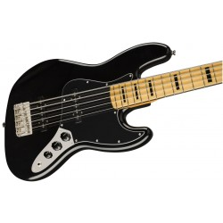 BAJO SQ CV 70s FENDER JAZZ BASS V MN BLK