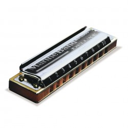 ARMONICA HOHNER MARINE BAND DELUXE A