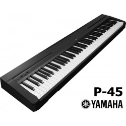 PIANO DIGITAL YAMAHA P45B