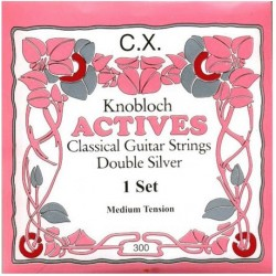 CUERDAS CLASICA KNOBLOCH ACTIVES FLAMENCO  MT300