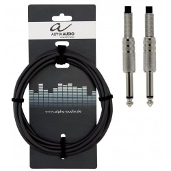 CABLE ALPHA AUDIO BASIC LINE 6M 190005