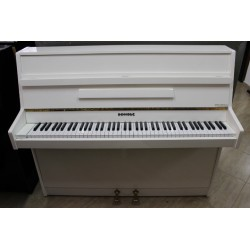 PIANO KEMBLE 110 BLANCO USADO