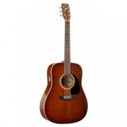 Art & Lutherie Cedar Antique Burst QI