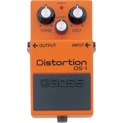 PEDAL BOSS SUPER OVER DRIVE DS1