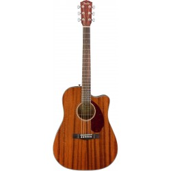 GUITARRA ACUSTICA FENDER CD140SCE ALL MAH