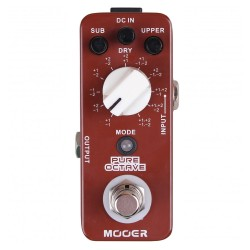 PEDAL MOOER PUREOCTAVE