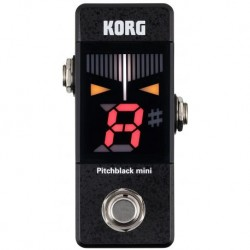 AFINADOR KORG PITCHBLACK MINI