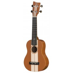 UKELELE VGS SOPRANO MANOA WAIMEA W-SO-OR