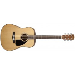 GUITARRA ACUSTICA FENDER CD60 DREAD V3 DS NAT WN