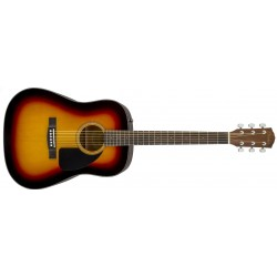 GUITARRA ACUSTICA FENDER CD60 DREAD V3 DS SB WN