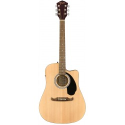 GUITARRA ACUSTICA FENDER FA125CE DREADNOUGHT NATURAL