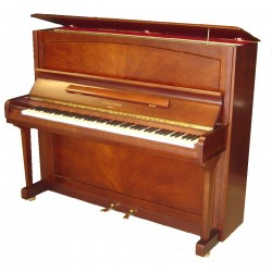 PIANO CHAVANNE 120 NOGAL SATINADO