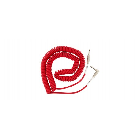 CABLE FENDER ORIGINAL COIL 30' ROJO