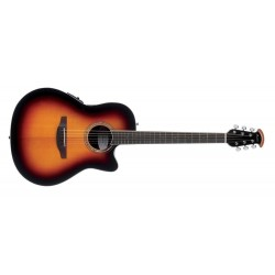 GUITARRA ACUSTICA OVATION CELEBRITY STANDARD CS24-1 SUNBURST
