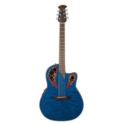 GUITARRA ELECTRO-ACUSTICA OVATION CELEBRITY ELITE PLUS MID-CUTAWAY