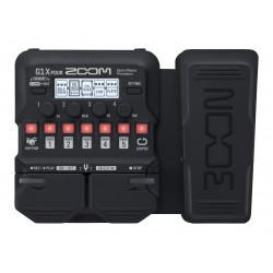 PEDAL MULTIEFECTOS ZOOM G1X FOUR