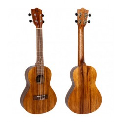 Ukelele Soprano Flight NUC-200 Natural Concert Teca