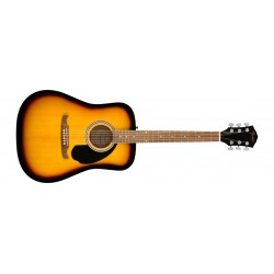 GUITARRA ACUSTICA FENDER FA125 DREADNOUGHT SUNBURST