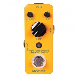 PEDAL MOOER YELLOW COMPRESOR