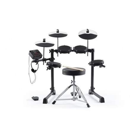 BATERIA ELECTRONICA PORTABLE ALESIS DEBUT KIT