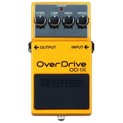 PEDAL BOSS OVER DRIVE OD1X